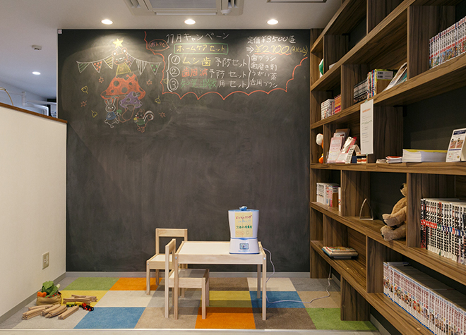 藤崎駅商店街デンタルクリニックの画像