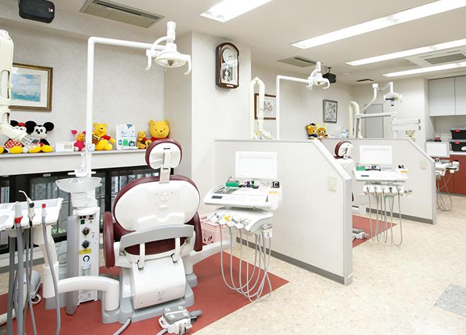 上新庄駅 南口徒歩 6分 堀田歯科診療所 (関西大学北陽高等学校前)の治療台写真2