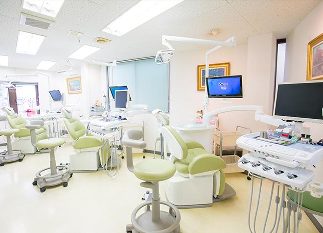 藤井寺駅 出口徒歩 3分 村上歯科の治療台写真2