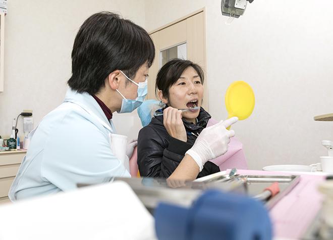 丁寧な対応!納得できる治療と予防方法
