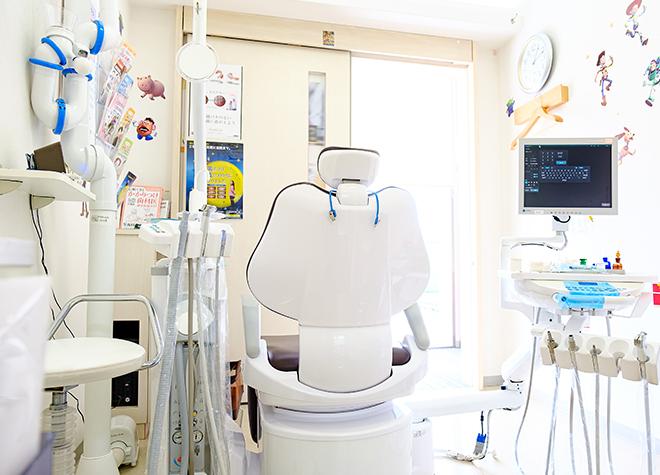 南直方御殿口駅 出口車6分 らいふ歯科クリニック(直方市)の治療台写真3