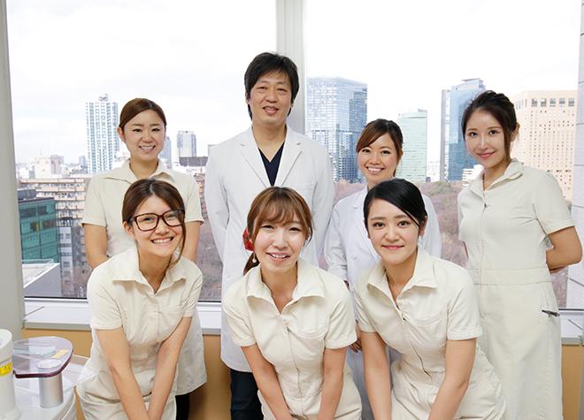 新宿駅 出口徒歩10分 新宿パークタワー歯科写真2