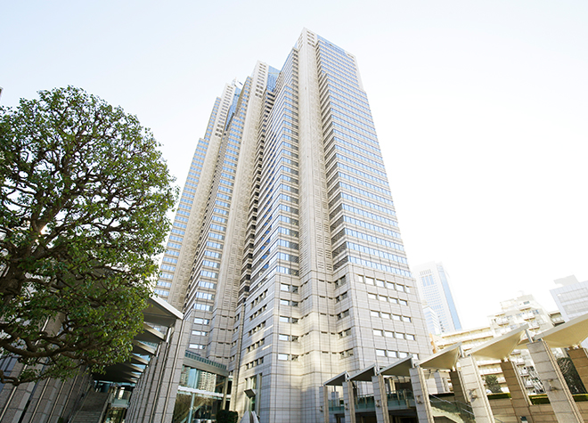新宿駅 出口徒歩 10分 新宿パークタワー歯科写真1