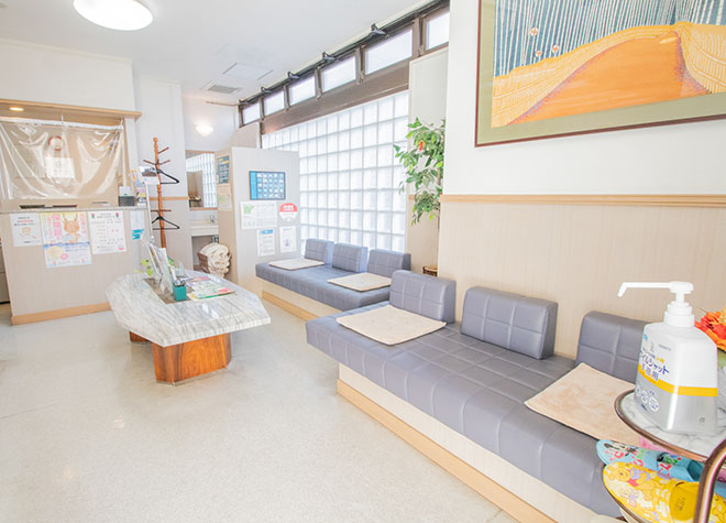 呉駅 出口徒歩 8分 舟橋歯科クリニックの院内写真5
