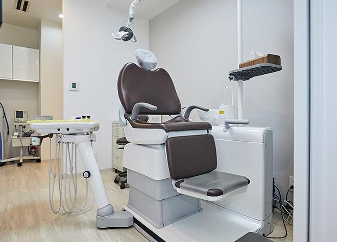 北習志野駅 出口徒歩 3分 船橋すずき歯科口腔外科矯正歯科の治療台写真3