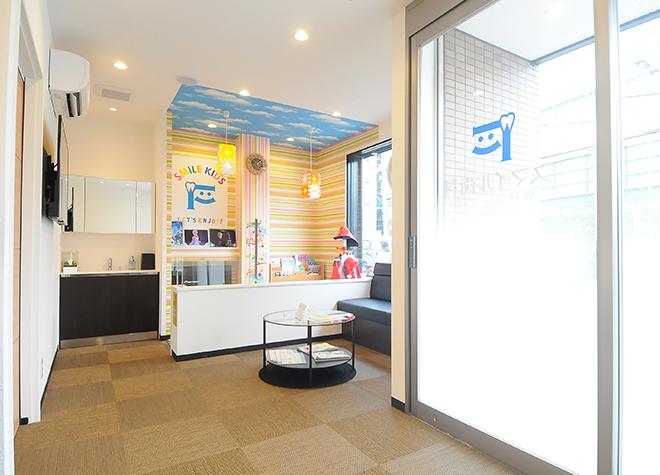 野田阪神駅 出入口2徒歩1分 医療法人 スマイル歯科藤井クリニックの院内写真7