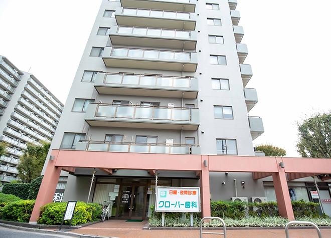 与野本町駅 出口徒歩 14分 クローバー歯科医院(さいたま市中央区)の外観写真7