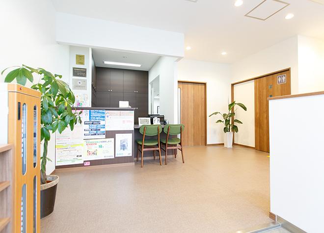 淡路駅 出口徒歩4分 江並歯科写真3
