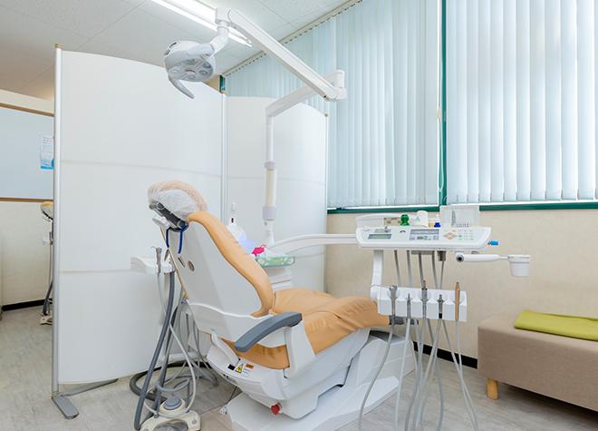 指扇駅 出入口1車8分 まえかわ歯科クリニックの治療台写真4