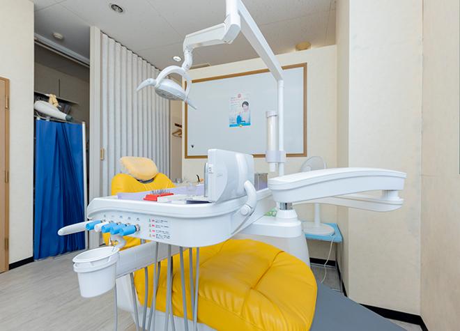 指扇駅 出入口1車8分 まえかわ歯科クリニックの治療台写真5
