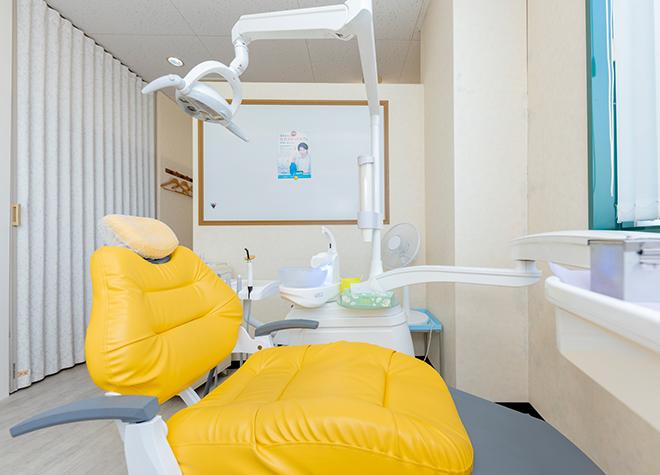 指扇駅 出入口1車8分 まえかわ歯科クリニックの治療台写真6