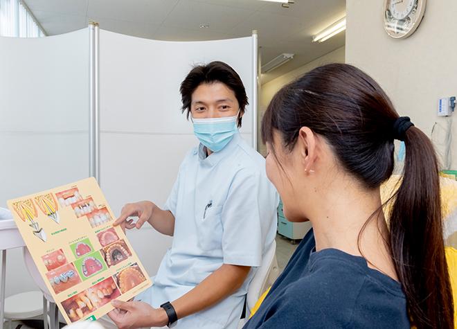 患者さんの気持ちが第一!配慮に満ちた歯医者さん