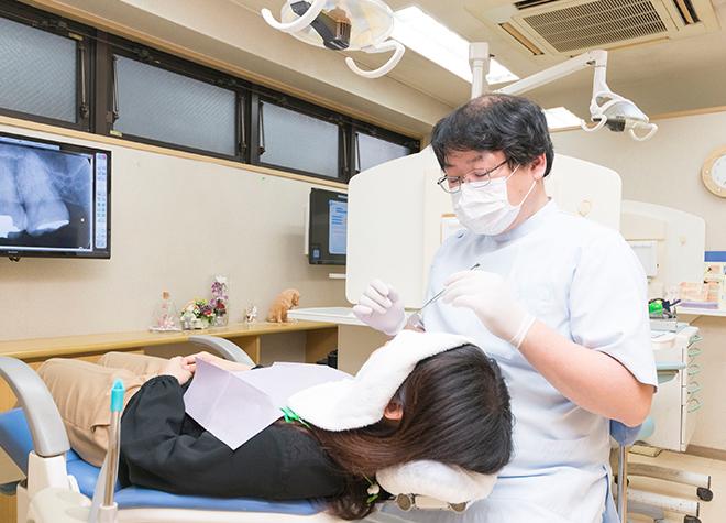 学芸大学駅 徒歩10分 日高歯科医院写真7