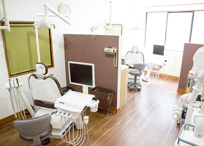 浜口町駅 徒歩 2分 菅原歯科医院の治療台写真6