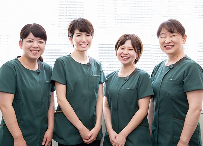 浜口町駅 徒歩 2分 菅原歯科医院のスタッフ写真3