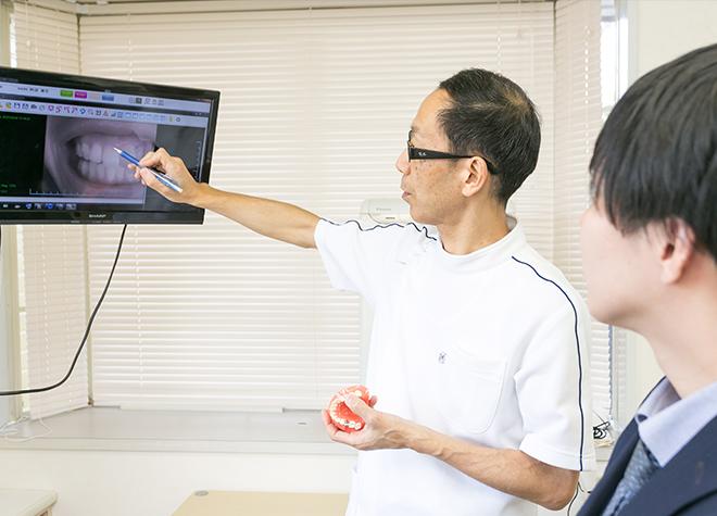 越後石山駅 出口車8分 佐々木歯科医院のスタッフ写真1