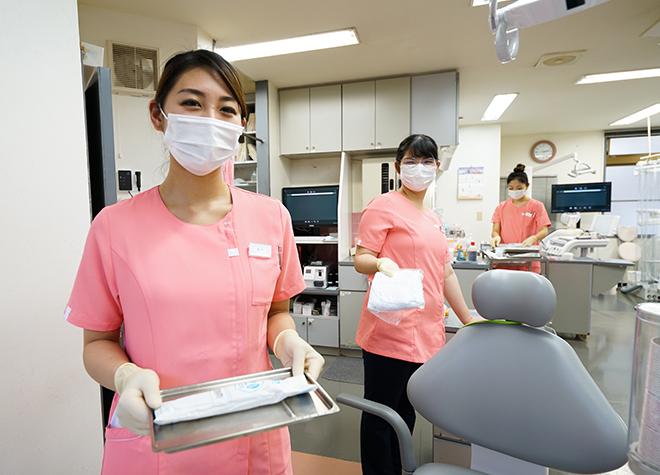 女性歯科医師が在籍!無理に押しつけず、楽しく通える小児歯科