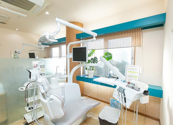 山前駅 出口徒歩 6分 阿部歯科クリニックの治療台写真3