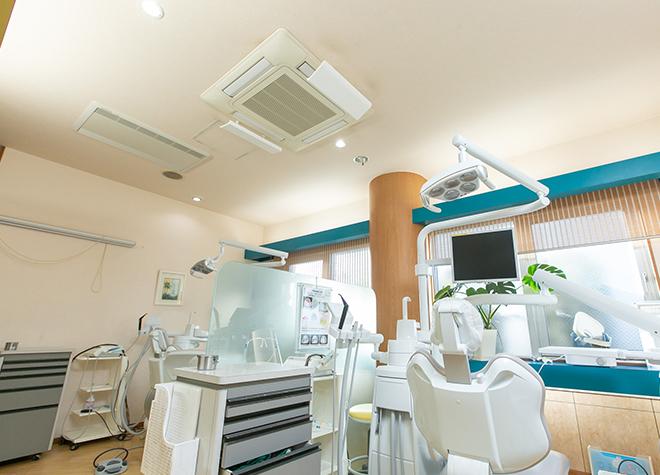 山前駅 出口徒歩 6分 阿部歯科クリニックの治療台写真7