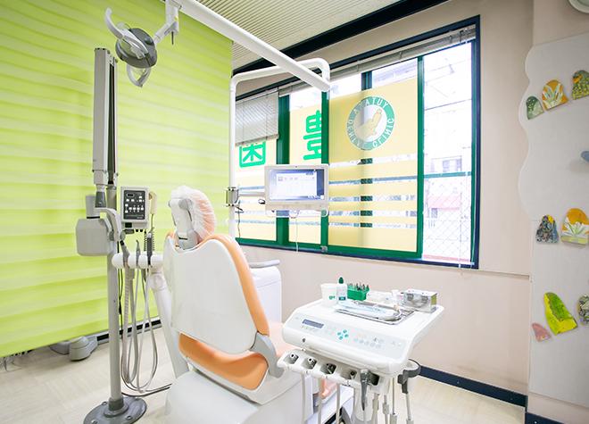東三国駅 1番出口徒歩 3分 豊歯科医院の治療台写真2