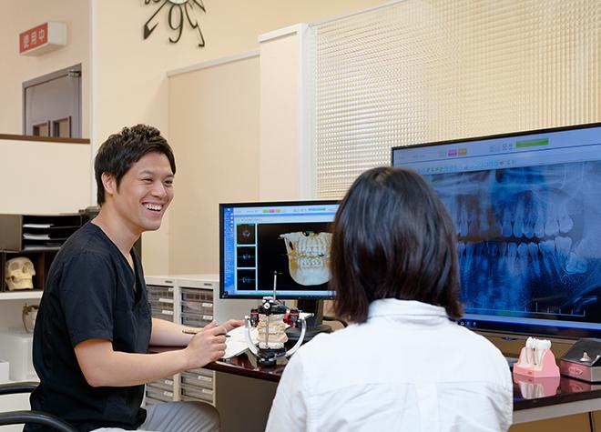 岡山駅 徒歩 12分 筒井歯科クリニックのスタッフ写真2