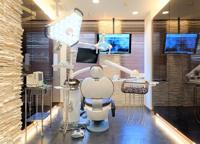 岡山駅 徒歩 12分 筒井歯科クリニックの治療台写真6