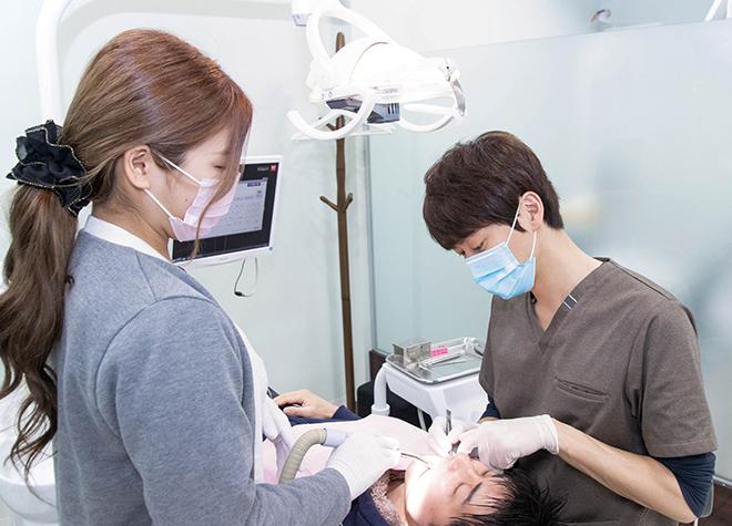 上永谷駅 1番出口徒歩 3分 ALBA歯科&矯正歯科 上永谷のスタッフ写真3