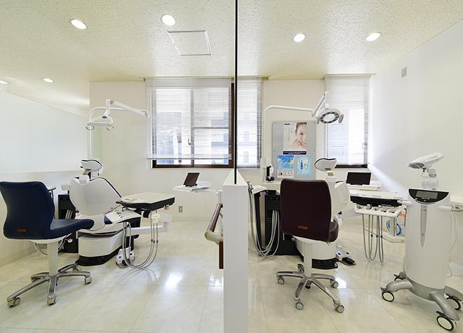 南大分駅 出口車 5分 木村歯科医院の治療台写真3
