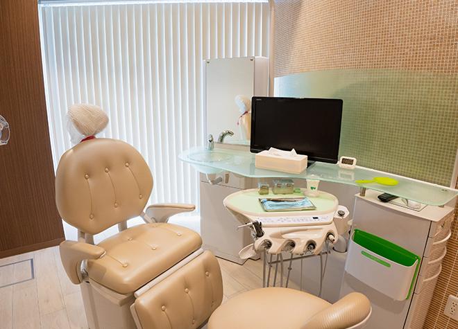 八王子みなみ野駅西口 徒歩16分 石井歯科医院の治療台写真3