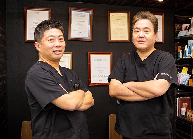 南大沢駅 出口徒歩 1分 南大沢歯科医院(八王子院)のスタッフ写真2