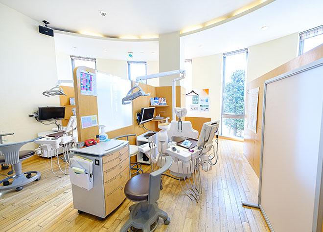 健軍町駅 出口徒歩 2分 熊本パール総合歯科・矯正歯科・こども歯科クリニック健軍院の治療台写真2