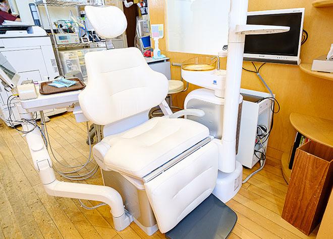健軍町駅 出口徒歩 2分 熊本パール総合歯科・矯正歯科・こども歯科クリニック健軍院の治療台写真3