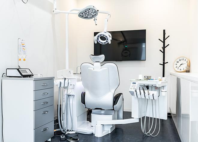 武蔵溝ノ口駅 出口徒歩 4分 ALBA歯科&矯正歯科 溝の口の診療室写真2