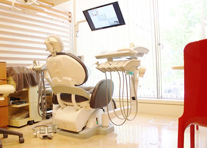 心斎橋駅 1番出口徒歩 1分 井上歯科クリニックの診療室写真3