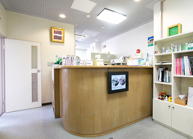 県庁通り駅 出口徒歩 3分 さの歯科医院のさの歯科医院写真4