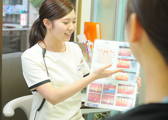 いちき歯科のスライダー画像6