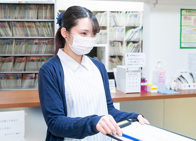 京王永山駅 出口徒歩 1分 永山センター歯科のスタッフ写真2