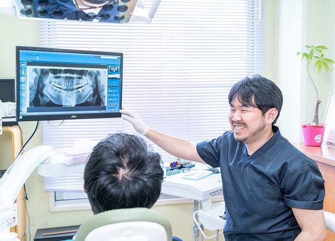 京王永山駅 出口徒歩 1分 永山センター歯科のスタッフ写真3