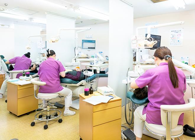 京王永山駅 出口徒歩 1分 永山センター歯科のスタッフ写真5