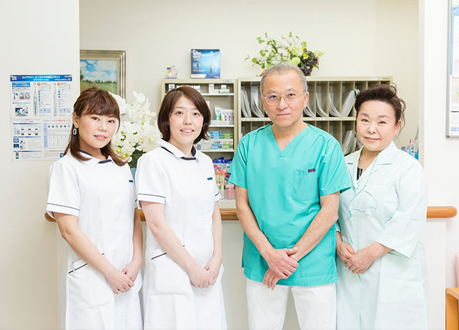 烏丸駅 24番出口徒歩5分 くりた歯科医院のその他写真4