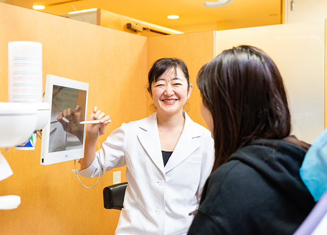 新宿駅 出口徒歩 3分 新宿スワン歯科・矯正歯科の写真2