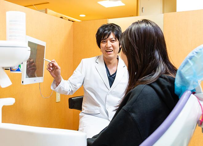 新宿駅 出口徒歩 3分 新宿スワン歯科・矯正歯科のスタッフ写真2