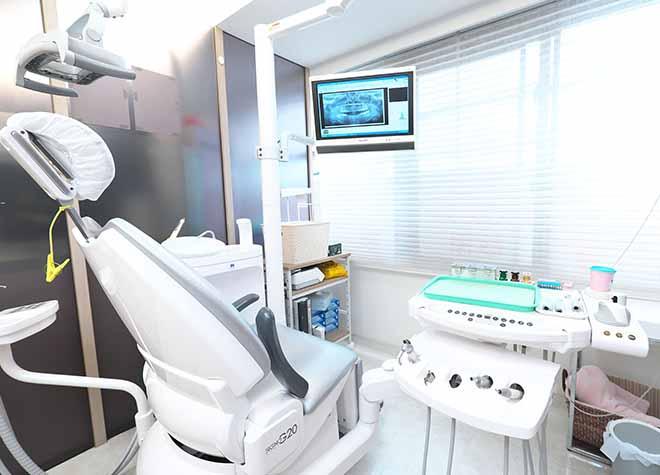 船橋駅 徒歩3分 ICデンタルクリニックの治療台写真2