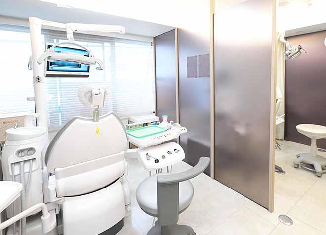 船橋駅 徒歩3分 ICデンタルクリニックの治療台写真3