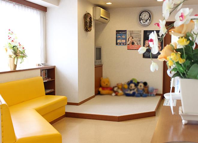 谷塚駅 西口徒歩5分 きたはら歯科医院写真2