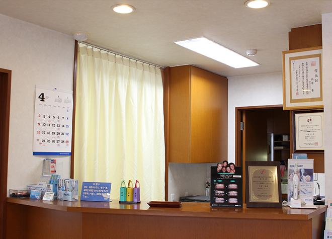谷塚駅 西口徒歩5分 きたはら歯科医院写真6
