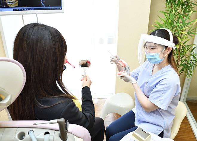 西千葉駅 北口徒歩5分 アイボリー歯科医院のスタッフ写真3