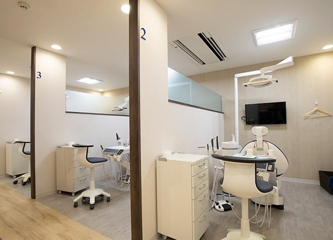 石川町駅 南口徒歩 2分 あらかわ歯科医院(神奈川県横浜市石川町)の治療台写真5