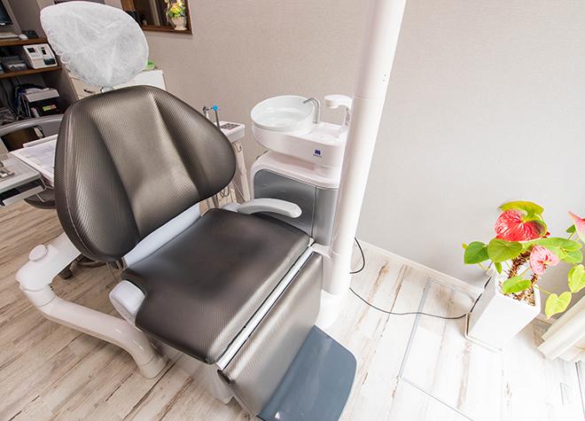 西阿知駅 出口徒歩 11分 西阿知クォーツ歯科クリニックの治療台写真4