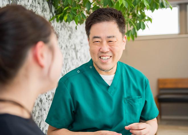 西阿知駅 出口徒歩 11分 西阿知クォーツ歯科クリニックのスタッフ写真3